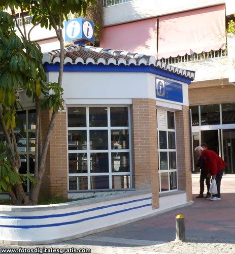 Oficina de Turismo en Almuñécar, Paseo del Altillo