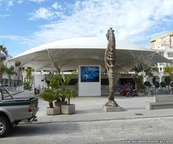 Aquarium Almuñécar Costa Tropical de Granada.