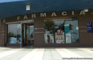 Farmacias en Almuñécar, Playa Velilla
