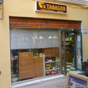 Tabacos en Almuñécar Estanco calle Trinidad 11