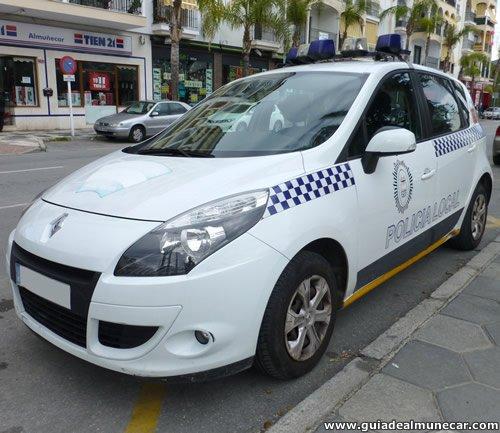 Patrulla Policía Local Almuñécar
