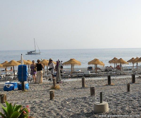 Playa Cantarriján