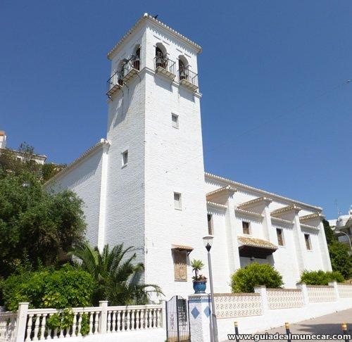 Parroquia San José, Patrono de La Herradura, Almuñécar.