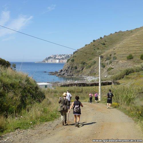 Ruta de Senderismo en Almuñécar, Costa Tropical de Granada