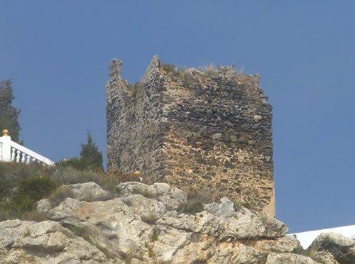 Torre del Granizo defensa militar Velilla Almuñécar