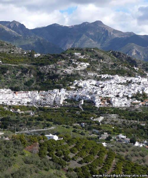 Frigiliana, Costa del Sol, Málaga.